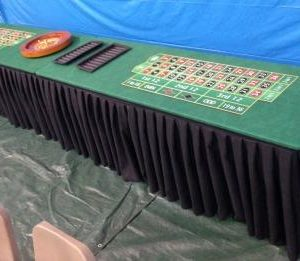 Doulbel Roulette Table